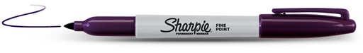SANFORD SHARPIE FINE POINT PLUM
