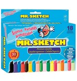 SANFORD MR. SKETCH SCENTED MARKERS SET/18