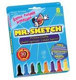 SANFORD MR. SKETCH SCENTED MARKERS SET/8