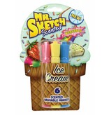 SANFORD MR. SKETCH SCENTED MARKERS WASHABLE ICE CREAM SET/6