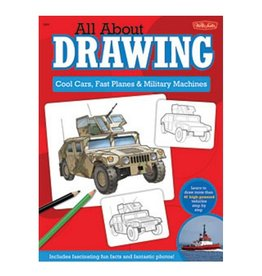 WALTER FOSTER ALL ABOUT DRAWING CARS/PLANES