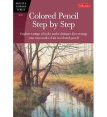 Coloured Pencil Books - Colours Artist Supplies