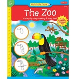 WALTER FOSTER WALTER FOSTER THE ZOO WATCH ME DRAW SERIES