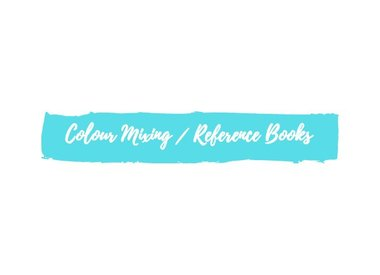Colour Mixing/Reference Books