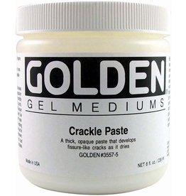 GOLDEN GOLDEN CRACKLE PASTE 32OZ