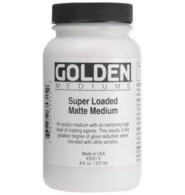 GOLDEN GOLDEN SUPER LOADED MATTE MEDIUM 8OZ