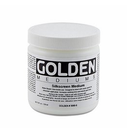 GOLDEN GOLDEN SILKSCREEN MEDIUM 8OZ