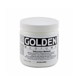 GOLDEN GOLDEN SILKSCREEN MEDIUM 16OZ