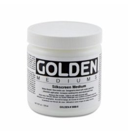 GOLDEN GOLDEN SILKSCREEN MEDIUM 32OZ