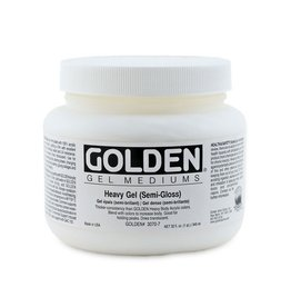 GOLDEN GOLDEN HEAVY GEL SEMI-GLOSS 128OZ