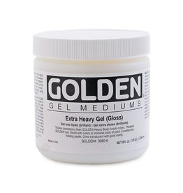 GOLDEN GOLDEN EXTRA HEAVY GEL GLOSS 8OZ