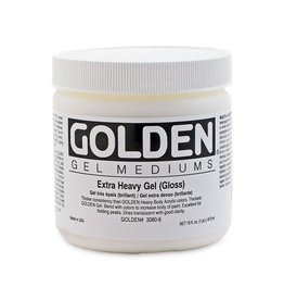 GOLDEN GOLDEN EXTRA HEAVY GEL GLOSS 16OZ