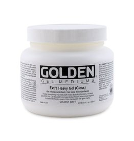 GOLDEN GOLDEN EXTRA HEAVY GEL GLOSS 128OZ