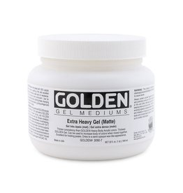 GOLDEN GOLDEN EXTRA HEAVY GEL MATTE 32OZ