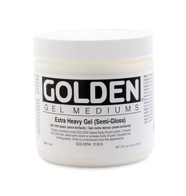 GOLDEN GOLDEN EXTRA HEAVY GEL SEMI-GLOSS 16OZ
