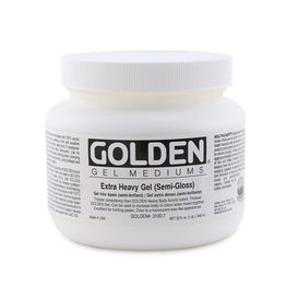 GOLDEN GOLDEN EXTRA HEAVY GEL SEMI-GLOSS 32OZ