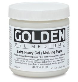 GOLDEN GOLDEN EXTRA HEAVY GEL/MOLDING PASTE 128OZ