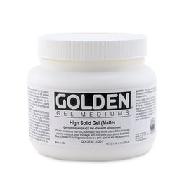 GOLDEN GOLDEN HIGH SOLID GEL MATTE 32OZ