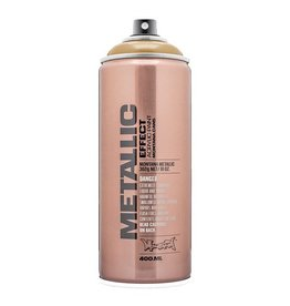 MONTANA MONTANA EFFECT METALLIC SPRAY BLACK