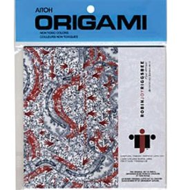 "AITOH AITOH ORIGAMI PAPER HAND SHAPES 6"" 20/PK"