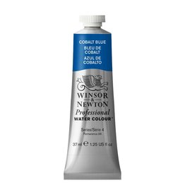 WINSOR NEWTON WINSOR & NEWTON PROFESSIONAL WATERCOLOUR COBALT BLUE 37ML
