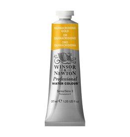 WINSOR NEWTON WINSOR & NEWTON PROFESSIONAL WATERCOLOUR QUINACRIDONE GOLD 37ML