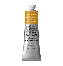 WINSOR NEWTON WINSOR & NEWTON PROFESSIONAL WATERCOLOUR RAW SIENNA 37ML