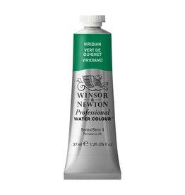 WINSOR NEWTON WINSOR & NEWTON PROFESSIONAL WATERCOLOUR VIRIDIAN 37ML