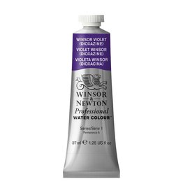WINSOR NEWTON WINSOR & NEWTON PROFESSIONAL WATERCOLOUR WINSOR VIOLET DIOXAZINE 37ML