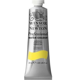 WINSOR NEWTON WINSOR & NEWTON PROFESSIONAL WATERCOLOUR AUREOLIN 37ML