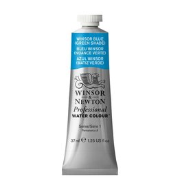 WINSOR NEWTON WINSOR & NEWTON PROFESSIONAL WATERCOLOUR WINSOR BLUE (GREEN SHADE) 37ML