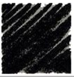 CONTE CONTE PASTEL PENCIL 09 BLACK