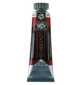 ROYAL TALENS REMBRANDT OIL TRANSPARENT OXIDE RED 40mL