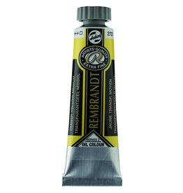 ROYAL TALENS REMBRANDT OIL TRANSPARENT YELLOW MEDIUM 40mL