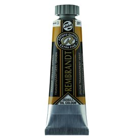 ROYAL TALENS REMBRANDT OIL TRANSPARENT YELLOW GREEN 40mL
