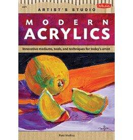 WALTER FOSTER Walter Foster Modern Acrylics Artist's Studio Book