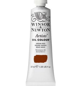 WINSOR NEWTON WINSOR & NEWTON ARTISTS' OIL COLOUR INDIAN RED 37ML