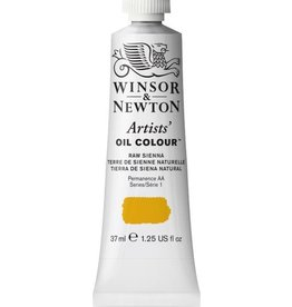 WINSOR NEWTON WINSOR & NEWTON ARTISTS' OIL COLOUR RAW SIENNA 37ML
