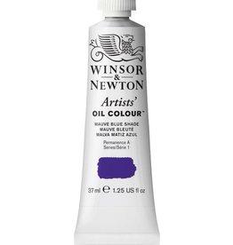 WINSOR NEWTON WINSOR & NEWTON ARTISTS' OIL COLOUR MAUVE BLUE SHADE 37ML