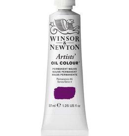 WINSOR NEWTON WINSOR & NEWTON ARTISTS' OIL COLOUR PERMANENT MAUVE 37ML