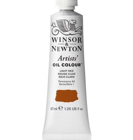WINSOR NEWTON WINSOR & NEWTON ARTISTS' OIL COLOUR LIGHT RED 37ML