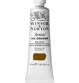 WINSOR NEWTON WINSOR & NEWTON ARTISTS' OIL COLOUR RAW UMBER 37ML