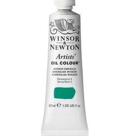 WINSOR NEWTON WINSOR & NEWTON ARTISTS' OIL COLOUR WINSOR EMERALD 37ML