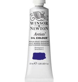 WINSOR NEWTON WINSOR & NEWTON ARTISTS' OIL COLOUR WINSOR VIOLET DIOXAZINE 37ML