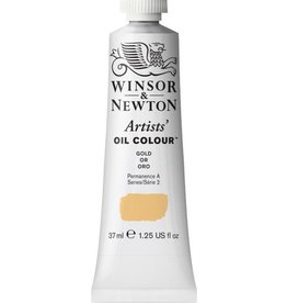 WINSOR NEWTON WINSOR & NEWTON ARTISTS' OIL COLOUR GOLD 37ML