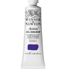 WINSOR NEWTON WINSOR & NEWTON ARTISTS' OIL COLOUR ULTRAMARINE VIOLET 37ML