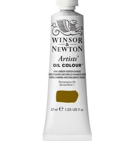 WINSOR NEWTON WINSOR & NEWTON ARTISTS' OIL COLOUR RAW UMBER (GREEN SHADE)  37ml
