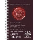 BEE PAPER BEE PAPER SUPER DELUXE SKETCH BOOK 4X6
