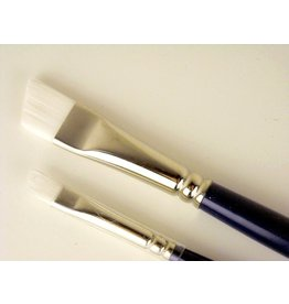 COLOURS BRUSH SERIES 711 WHITE TAKLON SH LINER 3