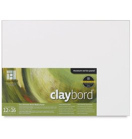 AMPERSAND AMPERSAND CLAYBORD SMOOTH 1/8'' 9X12